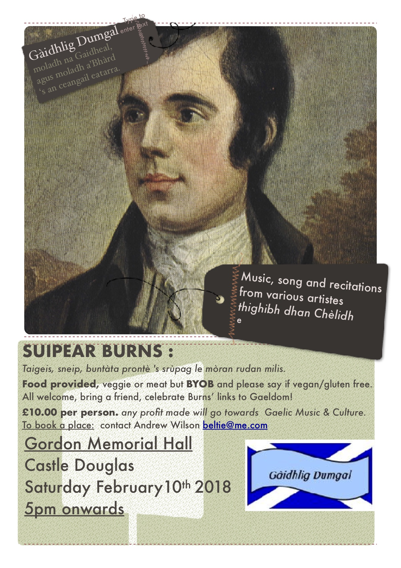 Burns poster 2018